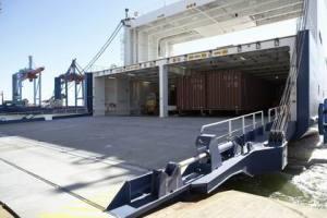 Cargo door