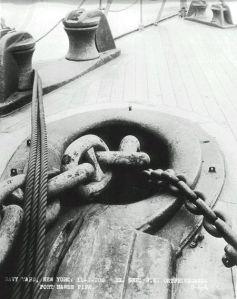 Hawse pipe