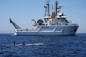 research-vessel