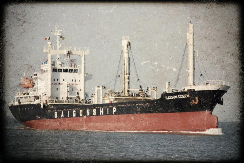 Cargo Ship Sinks Off Sri Lanka Officer Of The Watch