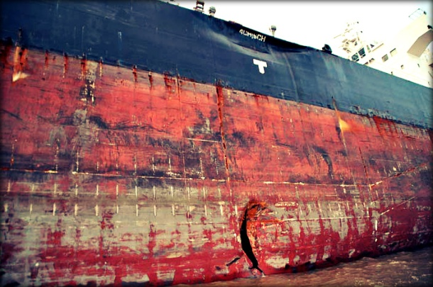 2013.01.11 - Doubler Plate Repair in Bulk Carrier After Collision Figure 1