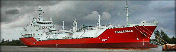 2013.01.21 - Major LPG Leak from Gas Carrier Figure 1