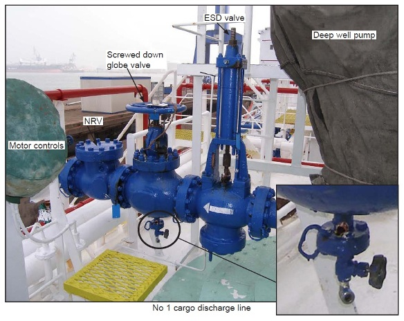 2013.01.21 - Major LPG Leak from Gas Carrier Figure 3