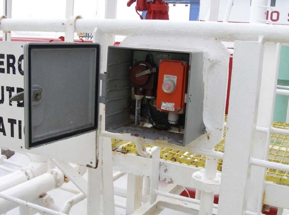 2013.01.21 - Major LPG Leak from Gas Carrier Figure 4