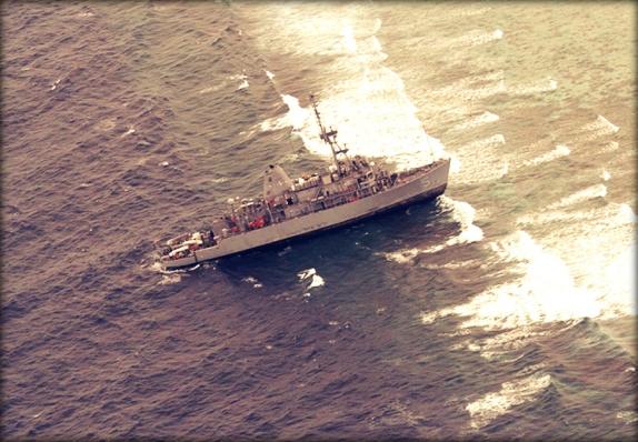 2013.01.22 - USS Guardian Grounding Figure 2