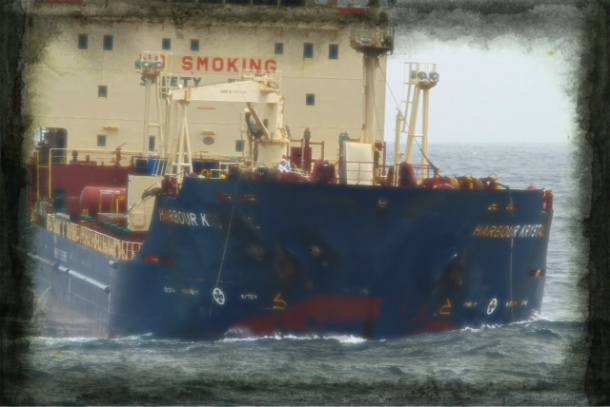 2013.03.07 - Explosion on Tanker Southwest of Cape Espichel Figure 1