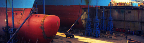 2013.03.12 - Maersk Ships Get New Bulbous Bow