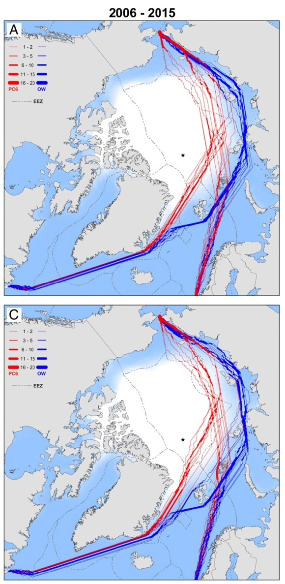 2013.04.09 - Global Warming Will Open New Shipping Routes in Arctic Figure 2