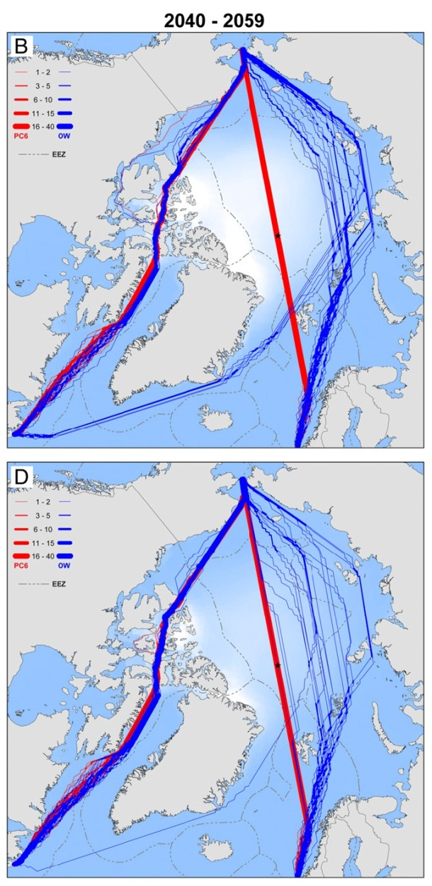 2013.04.09 - Global Warming Will Open New Shipping Routes in Arctic Figure 3