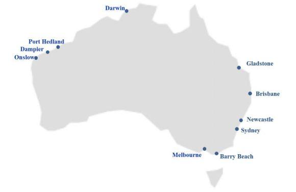 2013.04.30 - LNG Fuel Bunkering in Australia Figure 2