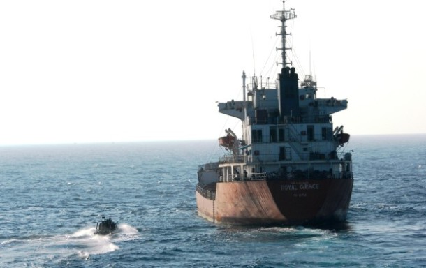 2013.05.16 - MT Royal Grace Released from Somali Pirates Figure 3