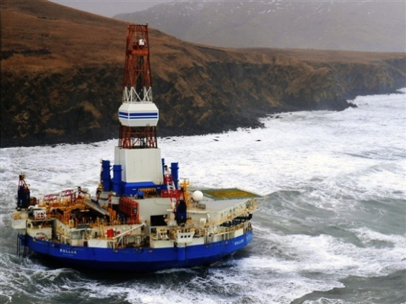 2013.04.10 - Shell Halts Alaska Drilling Program