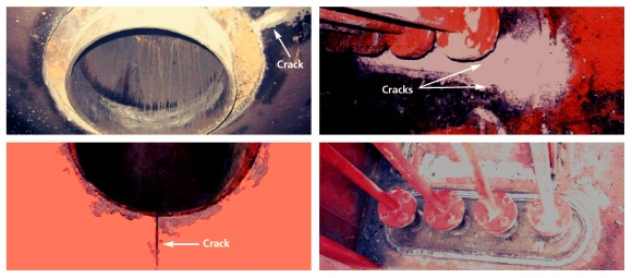 2013.05.17 - Typical Cracks in Deck of Oil Tankers Figure 1