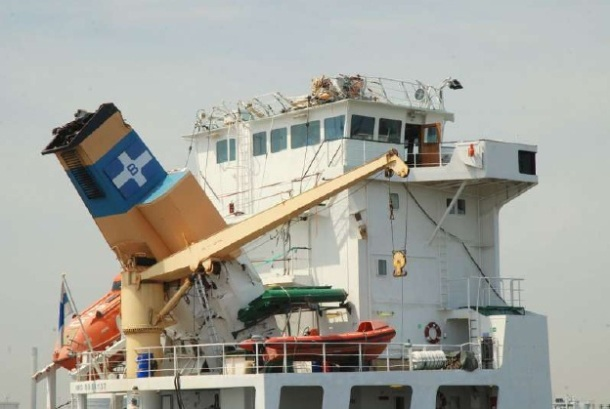 2013.05.20 - Containership Collision With Bridge Figure 4