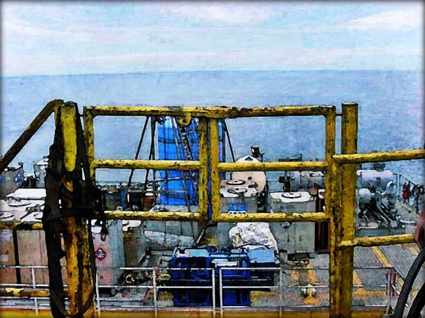 "2013.08.26 - Fatal Fall Through ""V"" Door Onboard Offshore Platform - Investigation Report Figure 1"