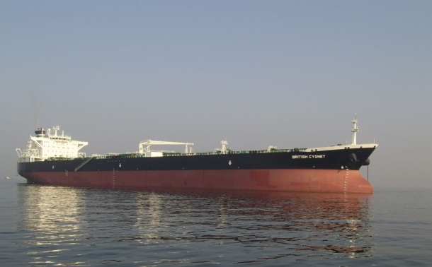 2013.09.03 - Collision Between Tanker and Containership - Investigation Report Figure 2