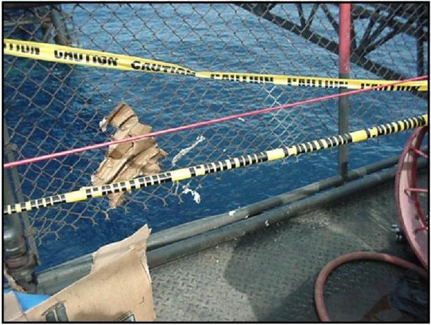 2013.11.04 - Enclosed Space Flash Explosion Onboard Offshore Platform - Investigation Report Figure 8