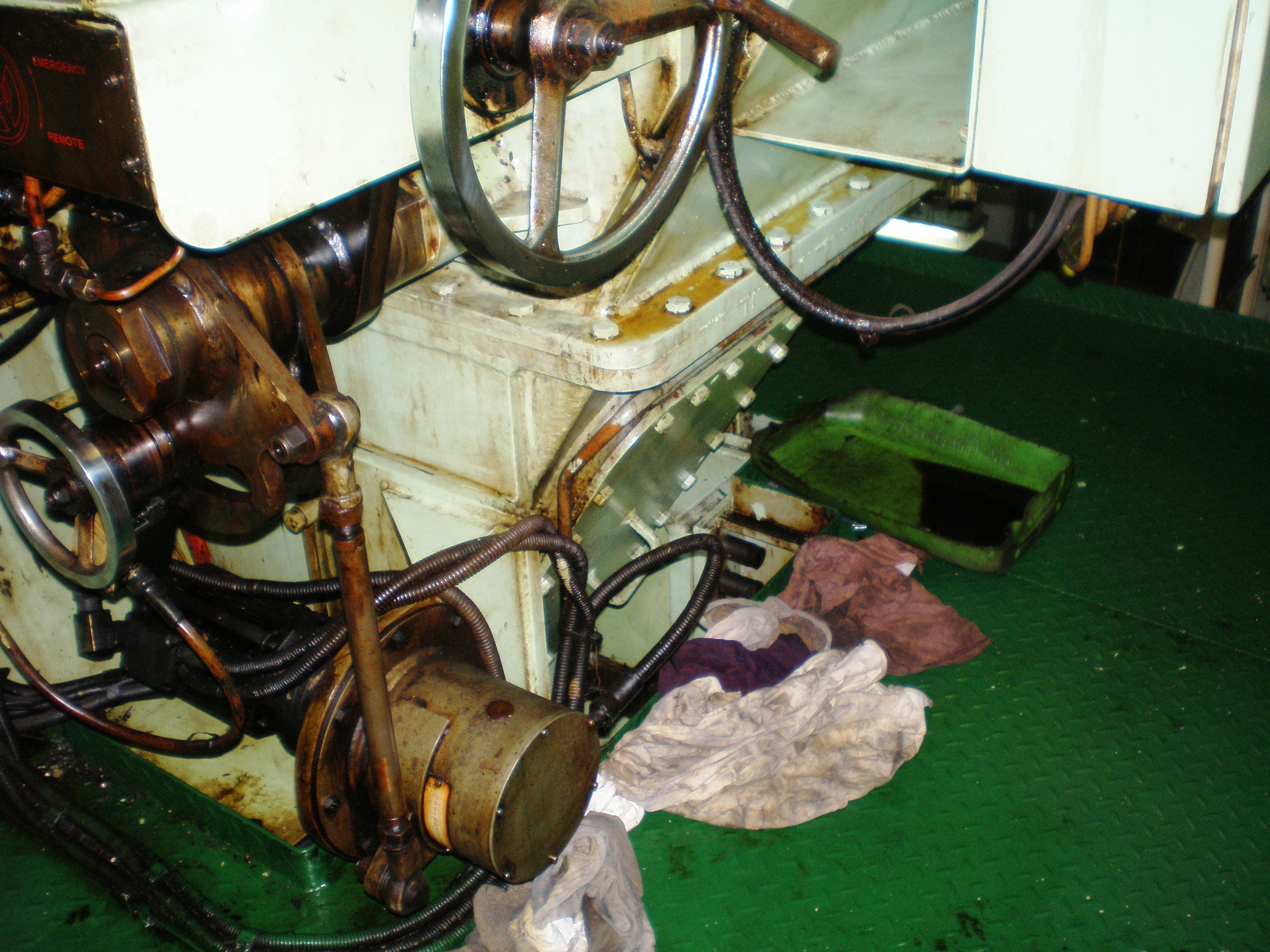How Oily Waste Is Generated Onboard Vessels  U2013 Officer Of The Watch