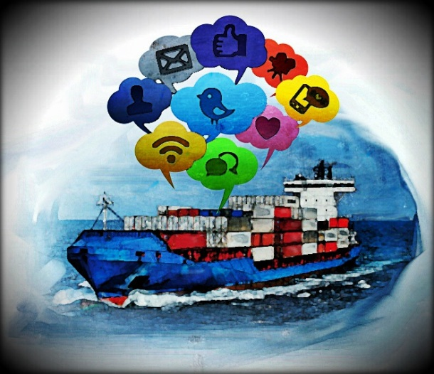 2013.11.13 - Is social media a good thing for seafarers
