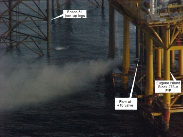 2013.11.18 - Blowout and Consequent Fire onboard Offshore Platform - Investigation Report Figure 6