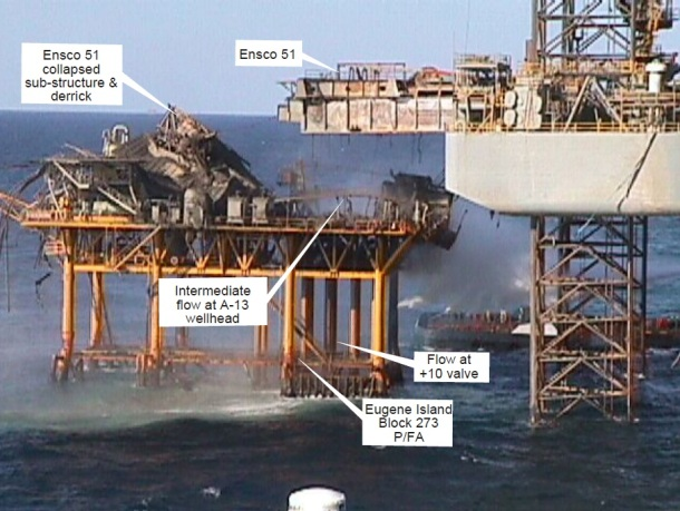 2013.11.18 - Blowout and Consequent Fire onboard Offshore Platform - Investigation Report Figure 7