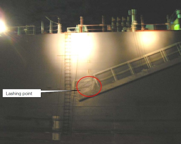 2013.12.09 - Man Overboard from Chemical Tanker - Investigation Report Figure 4