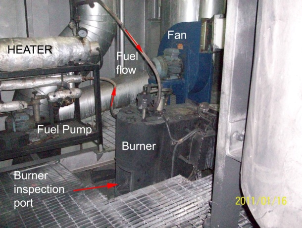 2013.12.16 - Thermal Oil Heater Explosion Onboard Chemical Tanker - Investigation Report Figure 11