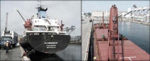 2013.12.25 - Paris MoU Detention Report for General Cargo Ship MV Friendship Figure 2