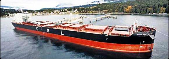2014.03.11 - North American ECA Might Harm Short Sea Shipping