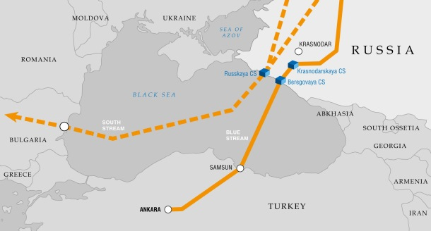 2014.03.13 - 100 Billion Cubic Meters of Gas via Blue Stream to Turkey Figure 2