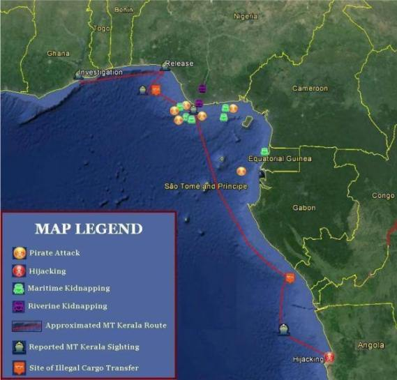 2014.03.18 - Piracy in the Gulf of Guinea Oil Soaked Pirates Figure 2