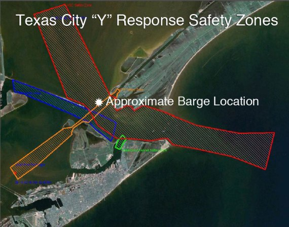 2014.03.23 - Barge Collision With Oil Spill in Houston Ship Channel Figure 3