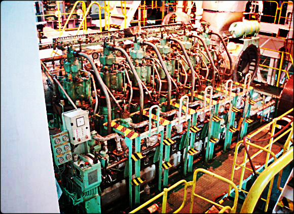2014.03.24 - Engine Room Fire Onboard Oil Tanker - Investigation Report Figure 1