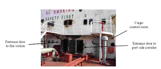 2014.03.24 - Engine Room Fire Onboard Oil Tanker - Investigation Report Figure 3