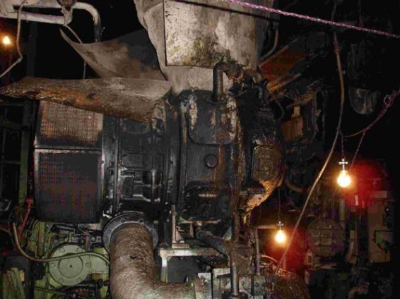 2014.03.24 - Engine Room Fire Onboard Oil Tanker - Investigation Report Figure 7
