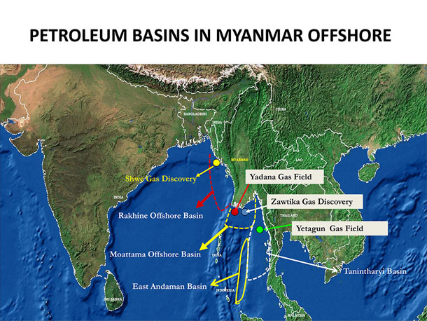 Hydrocarbon Potential of Offshore Myanmar
