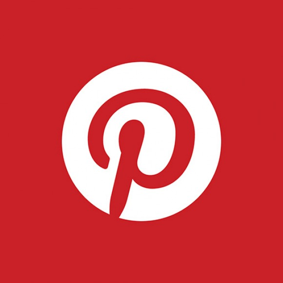 OOW Social Media Button Pinterest