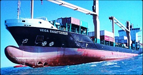 201.04.14 - General Cargo Ship Grounded While Avoiding Ice - Investigation Report Figure 1