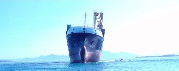 201.04.14 - General Cargo Ship Grounded While Avoiding Ice - Investigation Report Figure 3