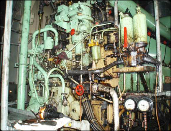 2014.04.02 - Tokyo MoU CIC Preliminary Results on Propulsion and Auxiliary Machinery