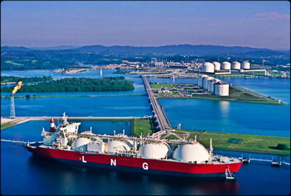 2014.04.03 - Maximizing Lng Ship Efficiency Through Integrated Optimization Figure 1