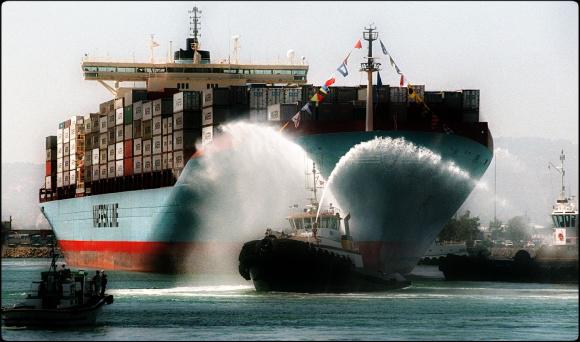 2014.04.08 - Increase Business Reducing CO2 Footprint - The Maersk Way