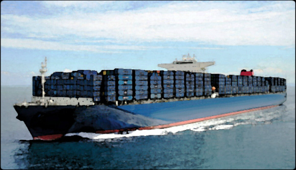 2014.04.11 - How do Large Vessels Impact Container Supply Chains