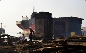 2014.04.13 - IMO and Bangladesh Collborate to Improve Ship-Recycling