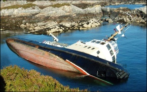 2014.04.16 - Wreck-Removal Convention to Enter Into Force