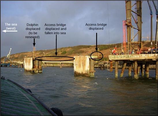 2014.12.26 - Tanker Crashes on Quay - Investigation Report Figure 06