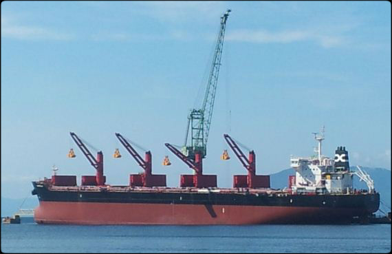 2015.05.16 - Twenty Year Low on Bulk Carrier Orders
