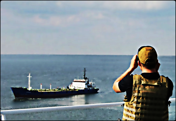 2015.07.21 - Use of Armed Security Guards in Indian Ports