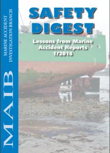 MAIB Safety Digest